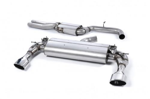 Milltek Sportowy układ wydechowy z klapami RS3 8V