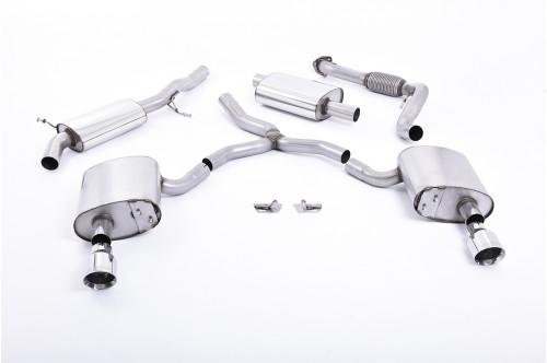 Milltek Sportowy układ wydechowy A4 B9