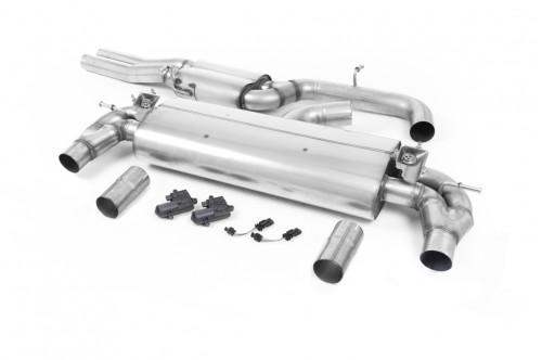 Milltek Sportowy układ wydechowy z klapami RS3 8V GPF