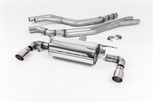 Milltek Sportowy układ wydechowy z klapami M140i F20 i F21