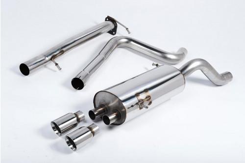 Milltek Sportowy układ wydechowy Fiesta ST VII