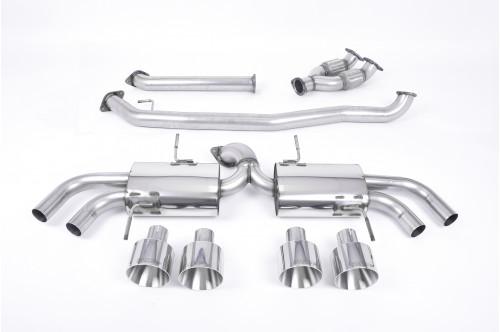 Milltek Sportowy układ wydechowy GT-R R35