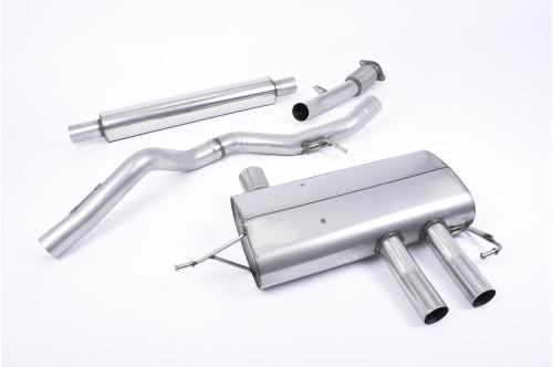 Milltek Sportowy układ wydechowy Megane RS IV