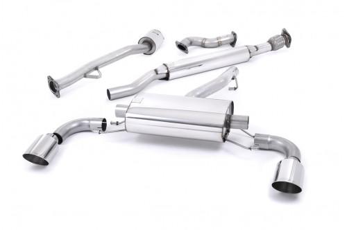 Milltek Sportowy układ wydechowy GT86 / BRZ