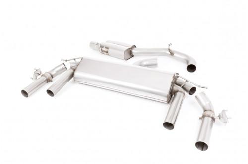 Milltek Sportowy układ wydechowy z klapami Cupra Ateca