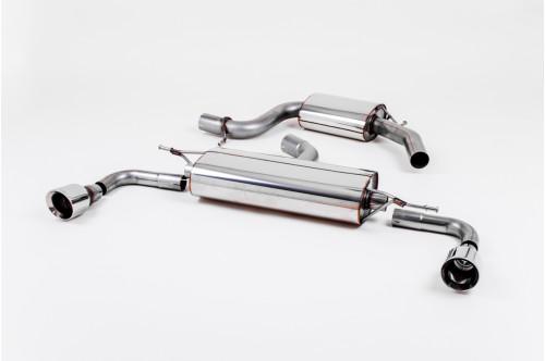 Milltek Sportowy układ wydechowy Golf VI GTI