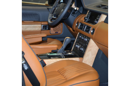 Startech Pakiet wnętrza Range Rover 2009