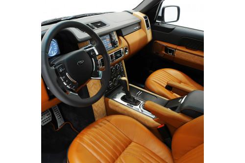 Startech Skórzane wnętrze Range Rover 2009