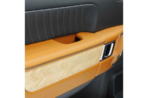 Startech Skórzane boczki drzwi Range Rover 2009