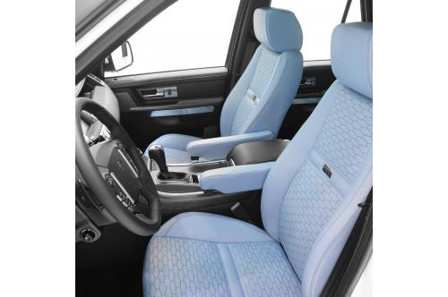 Startech Skórzane wnętrze Range Rover Sport 2009