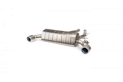 Akrapovic Sportowy układ wydechowy z klapami GR Supra