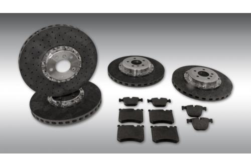 Novitec Węglowo-ceramiczny układ hamulcowy  Model S