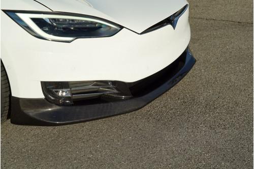 Novitec Przedni spoiler Model S