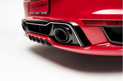 TechArt Dyfuzor 911 992 Turbo