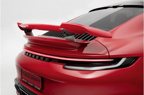 TechArt Tylny spoiler 911 992 Turbo
