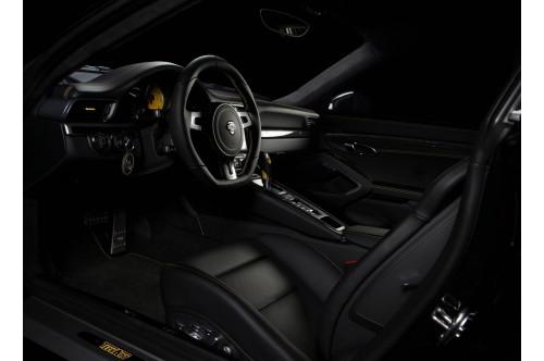 TechArt Aluminiowe pedały 911 991
