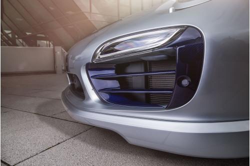 TechArt Przedni spoiler 911 991 Turbo