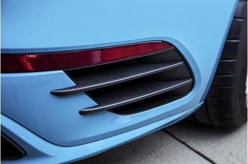 TechArt Tylne wyloty powietrza 911 991.2 Turbo