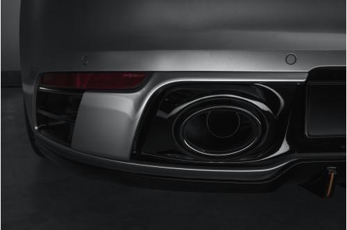 TechArt Sportowy układ wydechowy z klapami 911 992
