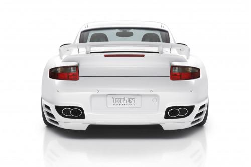 TechArt Tylne skrzydło 911 997 Turbo