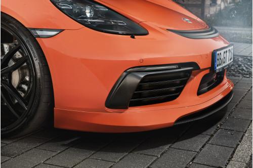 TechArt Przedni spoiler Boxster / Cayman 718