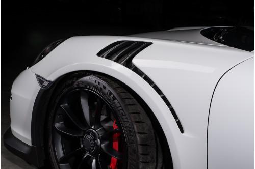 TechArt Wloty powietrza w nadkolach 911 991 GT3 RS