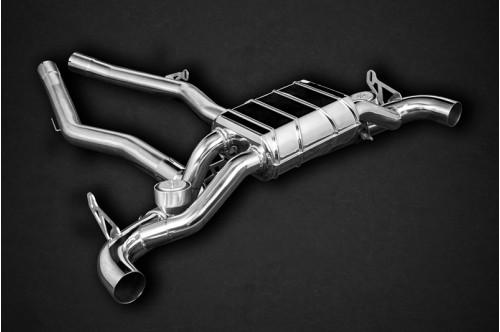 Capristo Sportowy układ wydechowy z klapami GR Supra