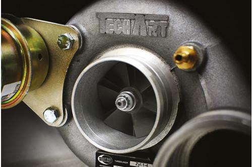 TechArt Sportowy filtr powietrza Cayenne 958