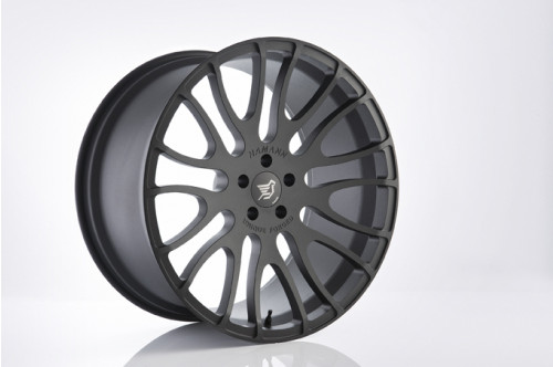 "Hamann Felga Unique Forged Anodized 22"" X6 F16"