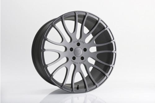 "Hamann Zestaw felg z oponami Unique Forged Gunmetal 23"" Range Rover 2013"