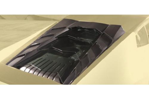 Mansory Pokrywa silnika Huracan