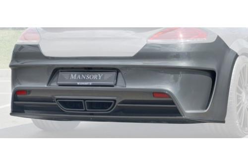 Mansory Tylny zderzak Panamera 970 2014