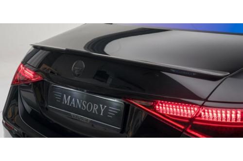 Mansory Tylny spoiler Race S W223 i V223
