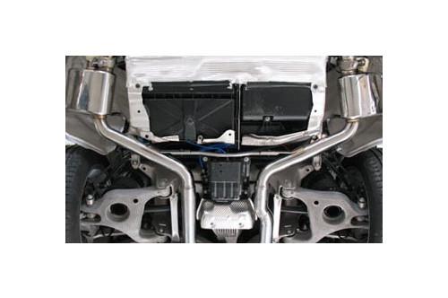 Mansory Sportowy układ wydechowy Panamera 970 2014