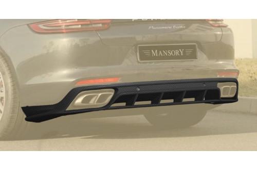 Mansory Dyfuzor Panamera 971