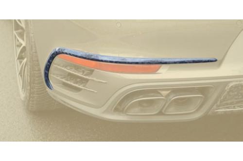 Mansory Dokładki tylnego zderzaka 911 991.2