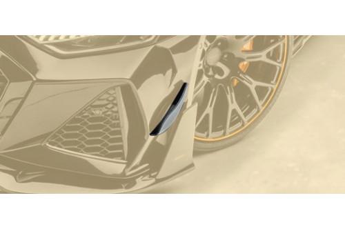 Mansory Przednie splittery RS6 C8