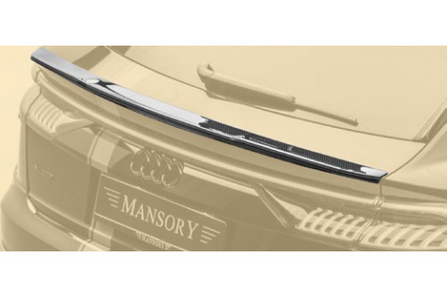 Mansory Tylny spoiler RSQ8