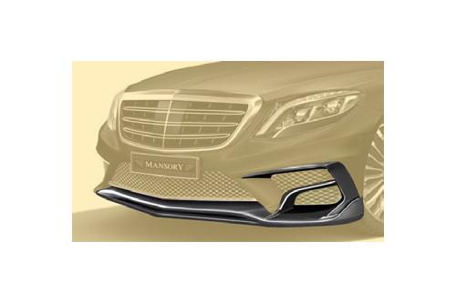 Mansory Przedni spoiler S AMG W222 i V222