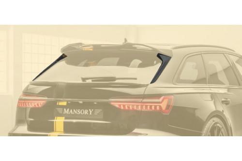 Mansory Dokładki spoilera dachowego RS6 C8