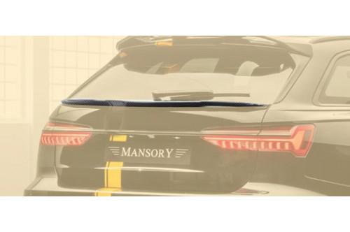 Mansory Tylny spoiler RS6 C8