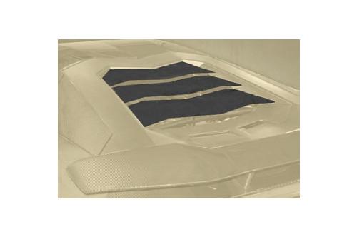 Mansory Pokrywa silnika Aventador Coupe