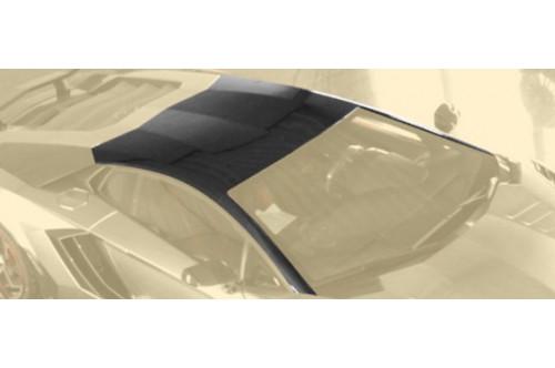 Mansory Dach Aventador S Coupe