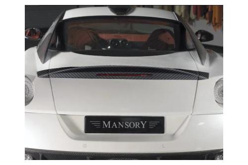 Mansory Tylny spoiler 599