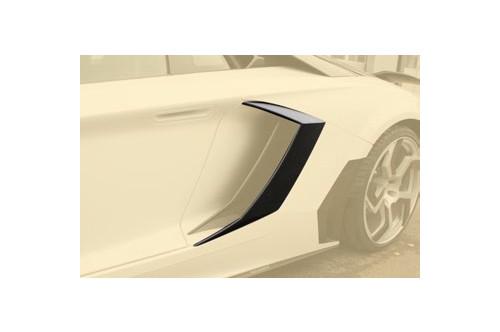 Mansory Tylna część bocznych wlotów powietrza do silnika Aventador