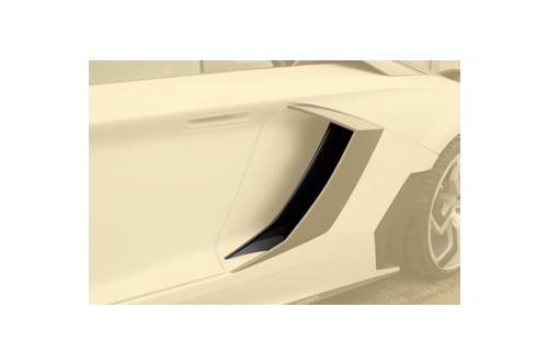 Mansory Przednia część bocznych wlotów powietrza do silnika Aventador