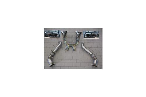 Mansory Sportowy układ wydechowy MP4-12C