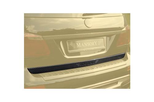 Mansory Tylna listwa GLS X166