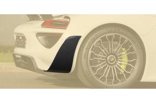 Mansory Dokładki tylnego zderzaka 918 Spyder