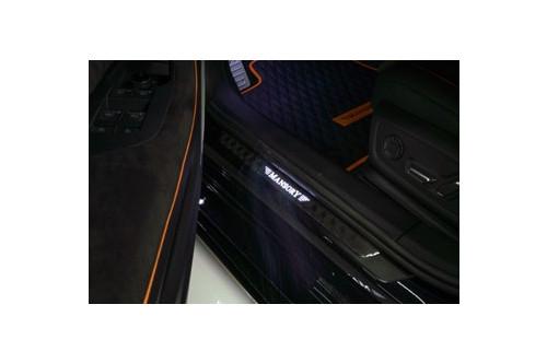 Mansory Listwy wejściowe RS6 C8